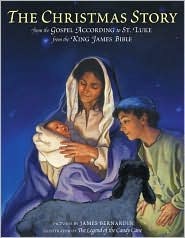 Christmas Story: From the Gospel According to St. Luke from the King James Bible