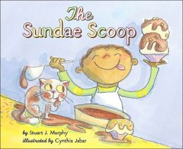 The Sundae Scoop: Combinations (MathStart 2 Series)