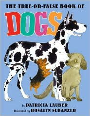 True-or-False Book of Dogs