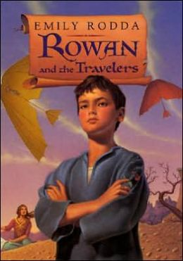 Rowan and the Travelers (Rowan of Rin Series #2)