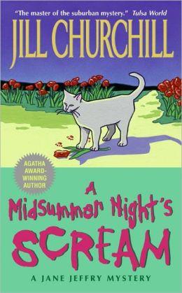 Midsummer Night's Scream (Jane Jeffry Series #15)