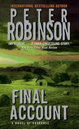 Final Account (Inspector Alan Banks Series #7)