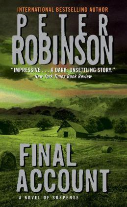 Final Account (Inspector Alan Banks Series #7)