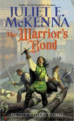 Warrior's Bond (Tale of Einarinn Series #4)