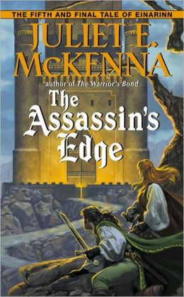 Assassin's Edge (Tale of Einarinn Series #5)