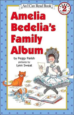 Amelia Bedelia's Family Album (I Can Read Book 2 Series)