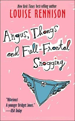 Angus, Thongs and Full-Frontal Snogging (Confessions of Georgia Nicolson Series #1)