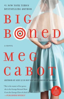 Big Boned (Heather Wells Series #3)