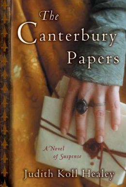 Canterbury Papers: A Novel of Suspense