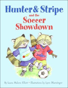 Hunter and Stripe and the Soccer Showdown
