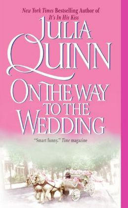 On the Way to the Wedding (Bridgerton Series #8)