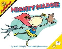 Mighty Maddie: Comparing Weights (MathStart 1 Series)