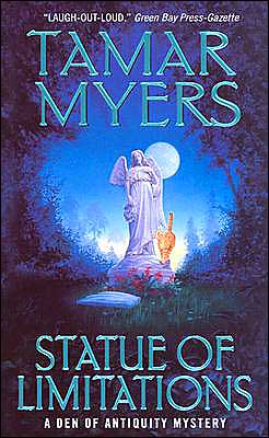 Statue of Limitations (Den of Antiquity Series #11)
