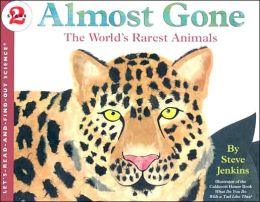 Almost Gone: The World's Rarest Animals (Let's-Read-and-Find-Out Science Series)