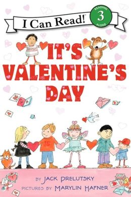 It's Valentine's Day (I Can Read Book Series: Level 3)