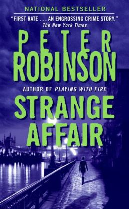 Strange Affair (Inspector Alan Banks Series #15)