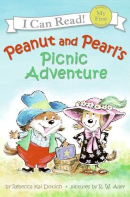 Peanut and Pearl's Picnic Adventure (My First I Can Read Series)