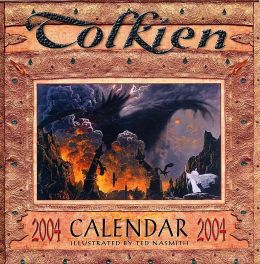 2004 J.R.R. Tolkien Wall Calendar