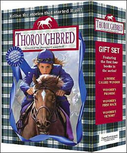 Thoroughbred: Box Set #1-4