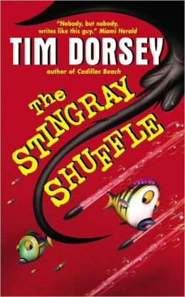 The Stingray Shuffle (Serge Storms Series #5)