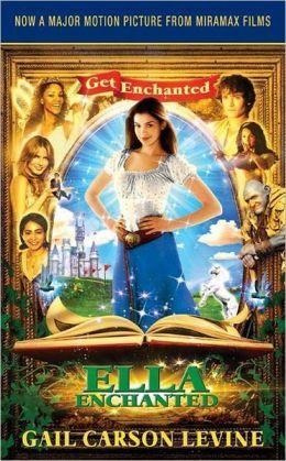 Ella Enchanted (rack)