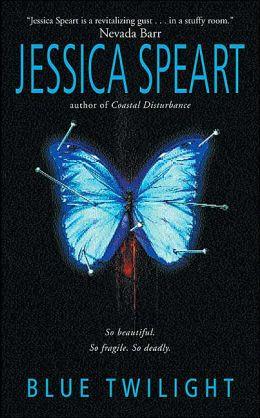 Blue Twilight (Rachel Porter Mystery Series)