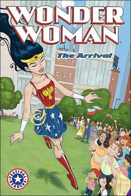 Wonder Woman: The Arrival