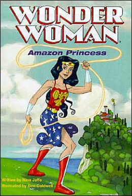 Wonder Woman: Amazon Princess