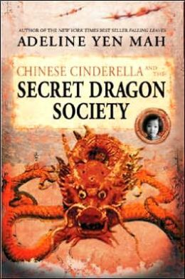 book review of chinese cinderella and the secret dragon society
