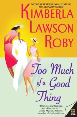 Too Much of a Good Thing (Reverend Curtis Black Series #2)