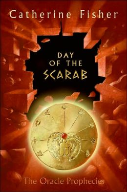Day of the Scarab (The Oracle Prophecies Series #3)