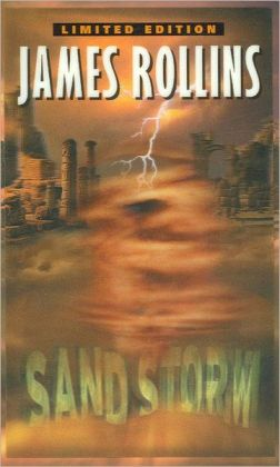 Sandstorm (Sigma Force Series) Limited Edition