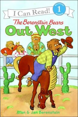 The Berenstain Bears Out West (I Can Read Book 1 Series)
