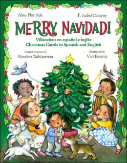 Merry Navidad!: Villanicos en espanol e ingles/ Christmas Carols in Spanish and English