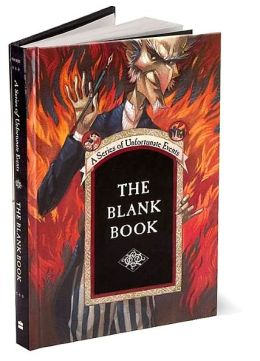 Blank Book (A Series of Unfortunate Events)