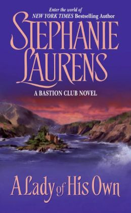 A Lady of His Own (Bastion Club Series)