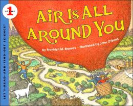 Air Is All around You (Let's-Read-and-Find-Out Science 1 Series)
