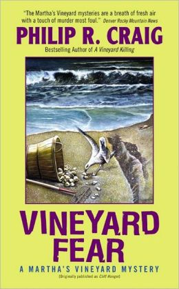 Vineyard Fear (Martha's Vineyard Mystery Series #4)