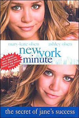 New York Minute: The Secret of Jane's Success (Prequel)