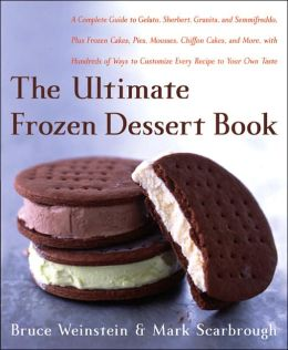 Ultimate Frozen Dessert Book