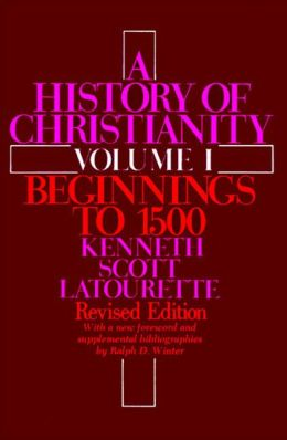 History of Christianity: Volume I: Beginnings to 1500