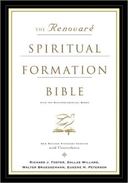 Renovare Spiritual Formation Bible with the Deuterocanonical Books