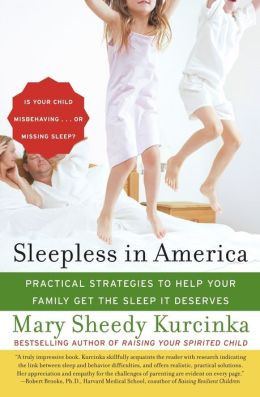 Sleepless in America: Is Your Child Misbehaving... or Missing Sleep?