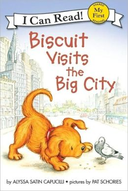 Biscuit Visits the Big City (My First I Can Read Series)