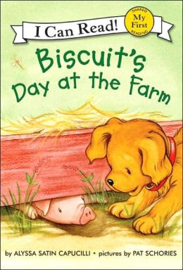 Biscuit's Day at the Farm (My First I Can Read Series)