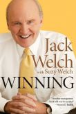 Book Cover Image. Title: Winning, Author: Jack Welch