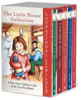 The Little House Collection Color Box Set