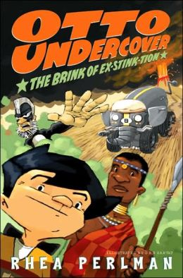 Brink of Ex-Stink-Tion (Otto Undercover Series #5)