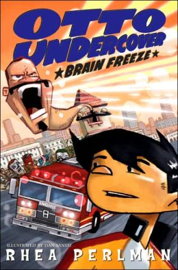 Brain Freeze (Otto Undercover Series #6)