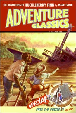 Adventures of Huckleberry Finn (Adventure Classics Series)